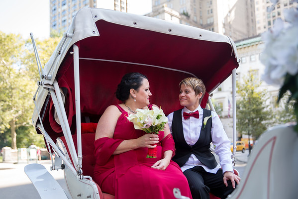 Central Park Wedding - Sandra & Brandi (1)