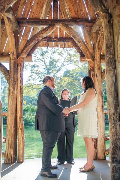 Central Park Wedding - Sarah & Jeremy-19