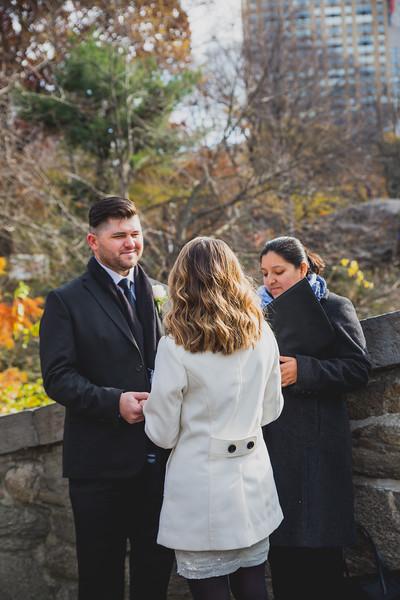 Central Park Wedding  - Stephen & Jennifer-12