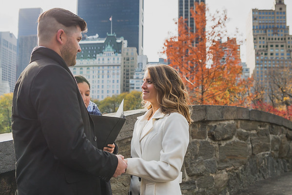 Central Park Wedding  - Stephen & Jennifer-15
