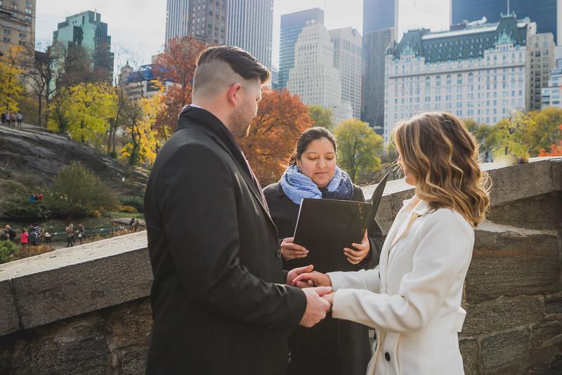 Central Park Wedding  - Stephen & Jennifer-6