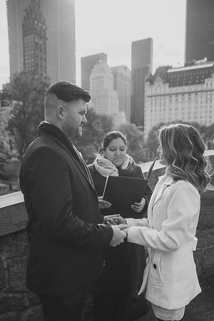 Central Park Wedding  - Stephen & Jennifer-7