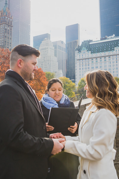 Central Park Wedding  - Stephen & Jennifer-9