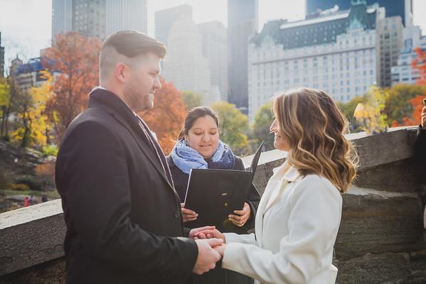 Central Park Wedding  - Stephen & Jennifer-8