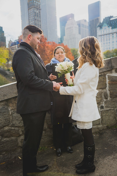 Central Park Wedding  - Stephen & Jennifer-5