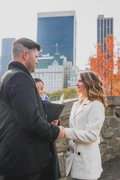 Central Park Wedding  - Stephen & Jennifer-14