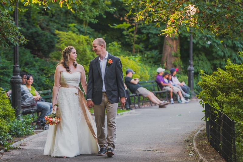 Central Park Wedding - Tanya &  Robert-229