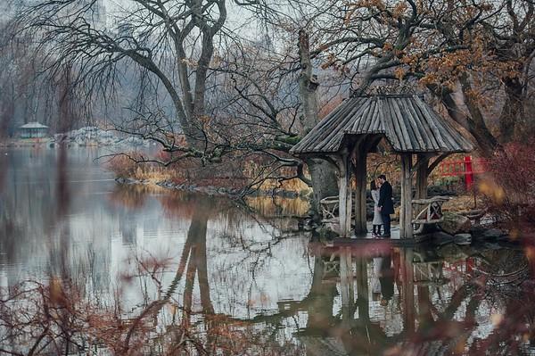 Tara & Pius - Central Park Wedding (6)
