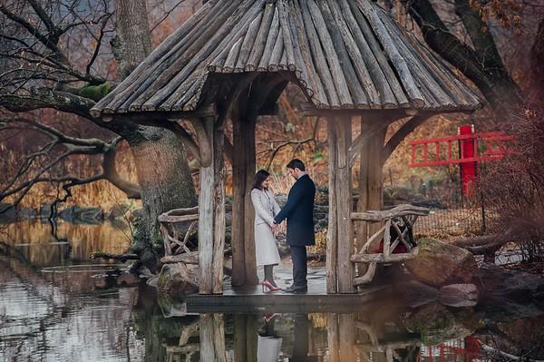 Tara & Pius - Central Park Wedding (14)