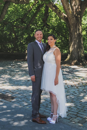 Central Park Wedding - Tattia & Scott-2