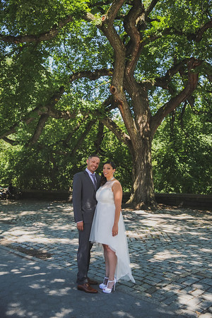 Central Park Wedding - Tattia & Scott-1