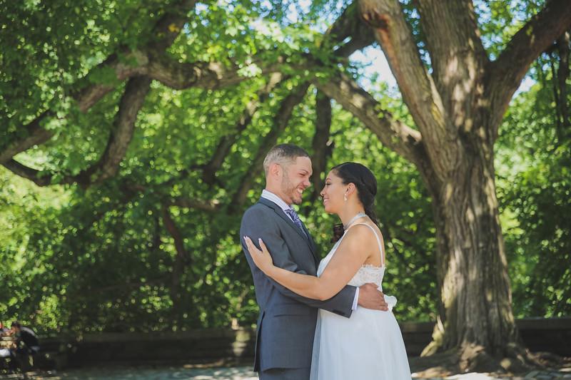 Central Park Wedding - Tattia & Scott-7
