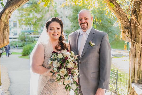Central Park Wedding - Valerie & Justin-9