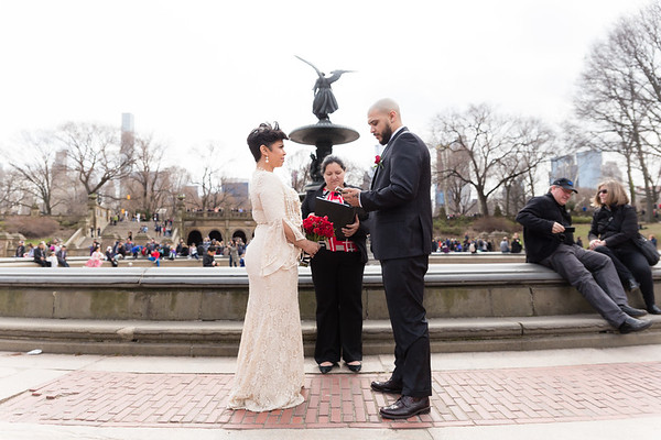 Central Park Wedding - Wil & Jason-24