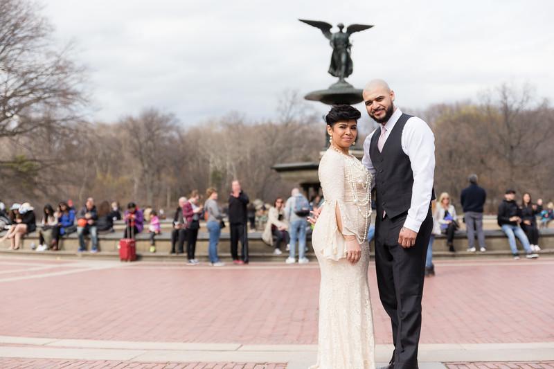Central Park Wedding - Wil & Jason-153