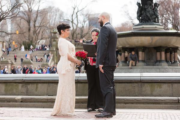 Central Park Wedding - Wil & Jason-20