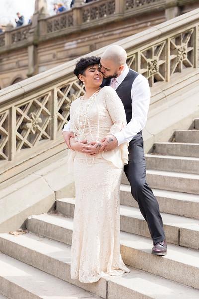 Central Park Wedding - Wil & Jason-131