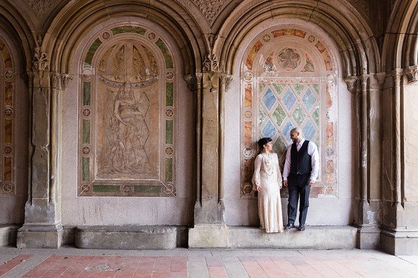 Central Park Wedding - Wil & Jason-161