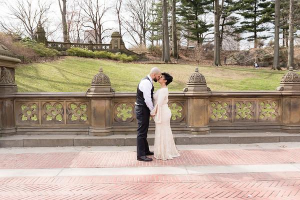 Central Park Wedding - Wil & Jason-138