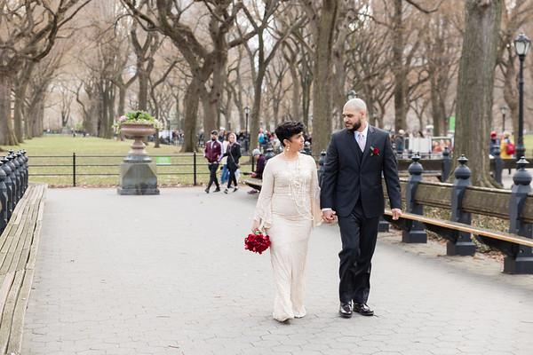 Central Park Wedding - Wil & Jason-192