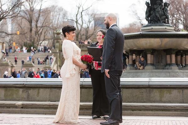 Central Park Wedding - Wil & Jason-19