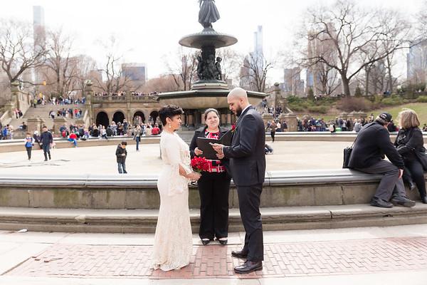 Central Park Wedding - Wil & Jason-23