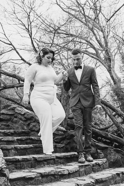 Shakespeare Garden - Central Park Wedding-18