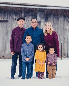 Cesar & Stephanie's Family-0001