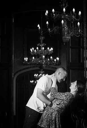 Charlotte Lee & Larry Smith Pre Wedding Photos