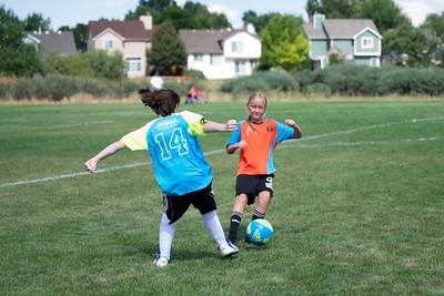 Fall Soccer 2015 5/6 Girls