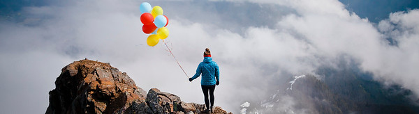 Mountain Balloons