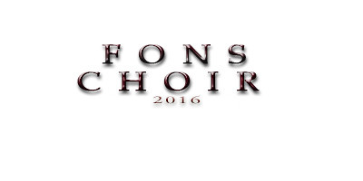 Fons Choir 2016