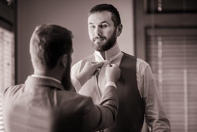 Chris & Allison's Wedding Reception-11