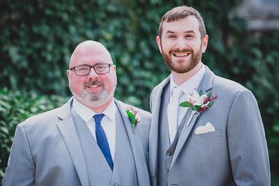 Chris & Allison's Wedding Reception-22