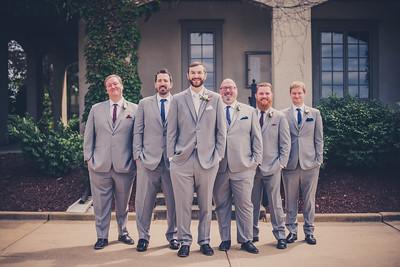 Chris & Allison's Wedding Reception-17