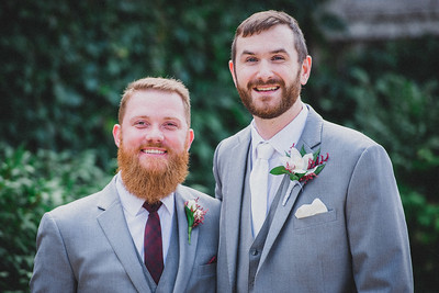 Chris & Allison's Wedding Reception-21