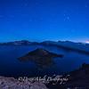 Crater Lake National Park Shooting Star
