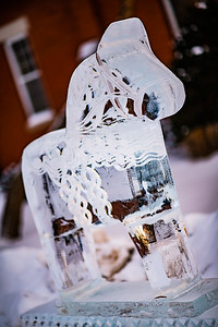Dala Horse Ice Sculpture-0009