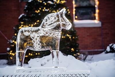 Dala Horse Ice Sculpture-0018
