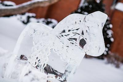 Dala Horse Ice Sculpture-0012