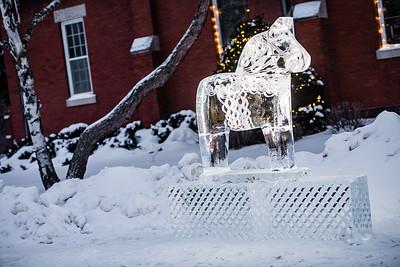 Dala Horse Ice Sculpture-0022