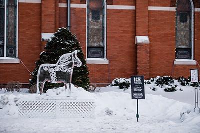 Dala Horse Ice Sculpture-0015