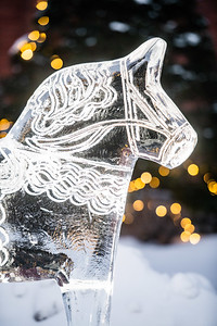 Dala Horse Ice Sculpture-0020