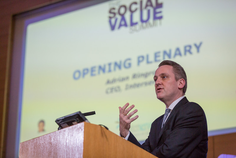 Interserve Social Value Summit