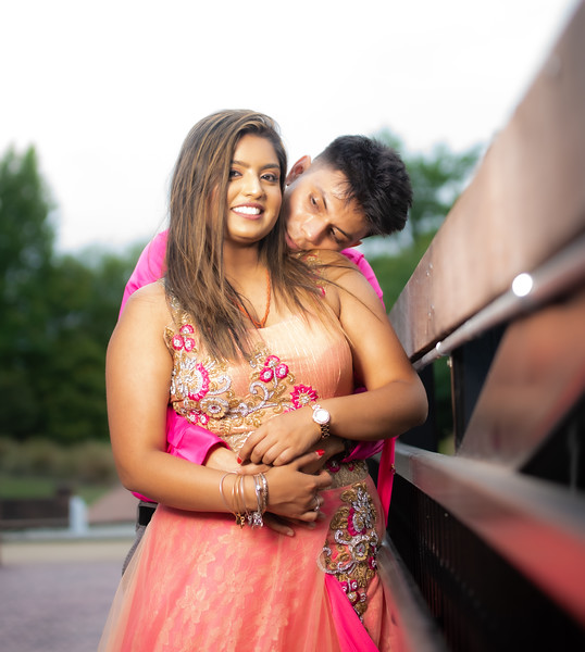 Couple Portrait (Komal Patel)