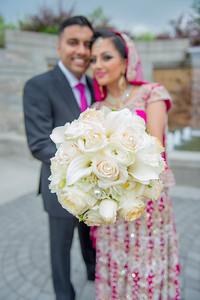 Farisha & Faisal Wedding