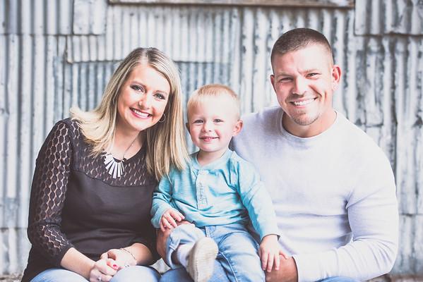 Cody & Alesha's Family-0009