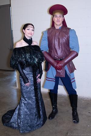 SWCC Costume Contest