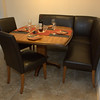 Dining for 6 at the table or a great place to play games with the family!