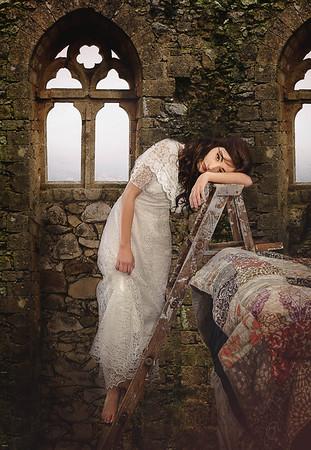 Fairytales  by thecorielee | Hair & Makeup: Corie Lee Mackey, Models: Natalie Freebersyser, Ellan McCann & Bethany Graham, Lexington, KY 1.26.15.